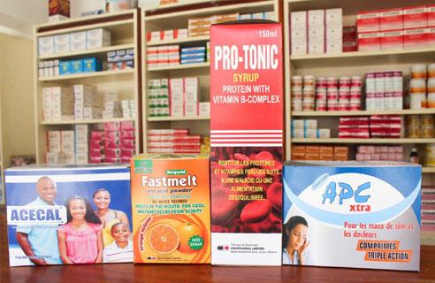 The Kinapharma Brand Grows