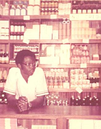Kofi Nsiah Poku Early Entrepreneur
